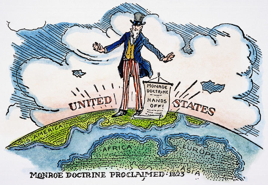 an analysis of the monroe doctrine in american history Monroe doctrine essay examples an analysis of the monroe doctrine in the united states an overview of the monroe doctrine in american history.